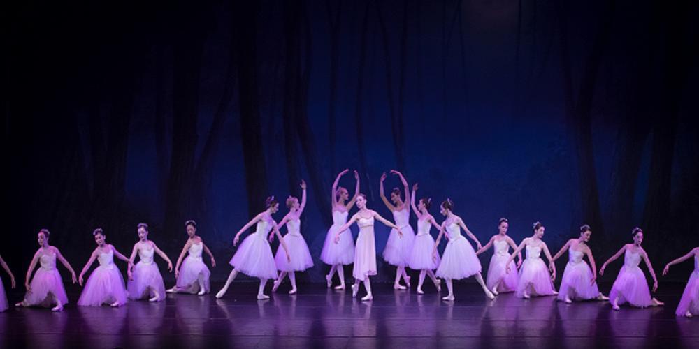 "Ballet Etudes presents ""Repertoire"" at Chandler Center for the Arts"