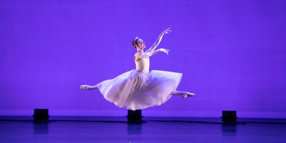 Ballet Etudes Single Ballerina