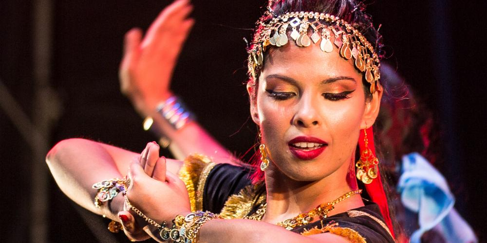 The vibrancy, emotion, and heart-pounding beat of Bollywood comes to Chandler