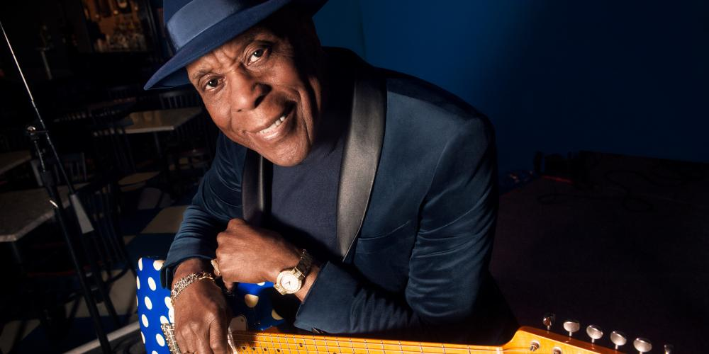 Buddy Guy at Chandler Center for the Arts