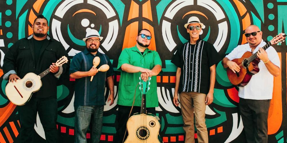 Mexican Folk, Rock & Roll, Tex-Mex, Latin Rock, and Reggae-Cumbia