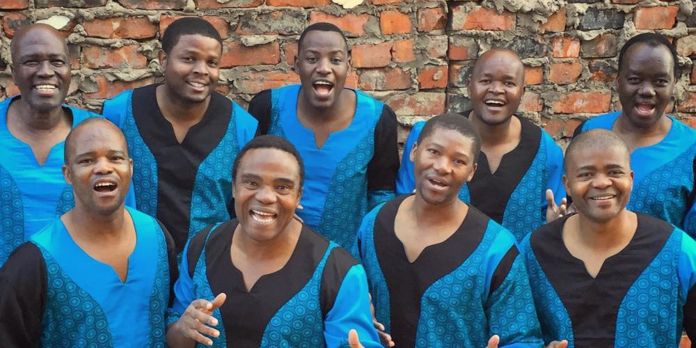 Ladysmith Black Mambazo Songs of Peace and Love for Kids and Parents