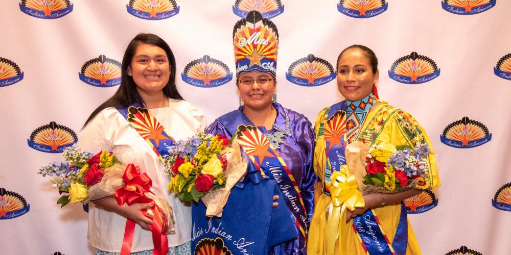 Miss Indian Arizona Scholarship Program at Chandler Center for the Arts