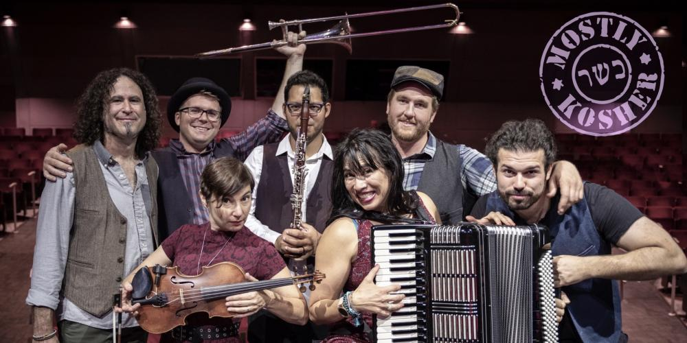 Mostly Kosher at Chandler Center for the Arts