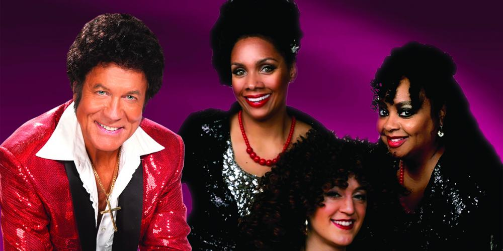 Rogers Tom Jones With The Motown Blossoms at Chandler Center for the Arts