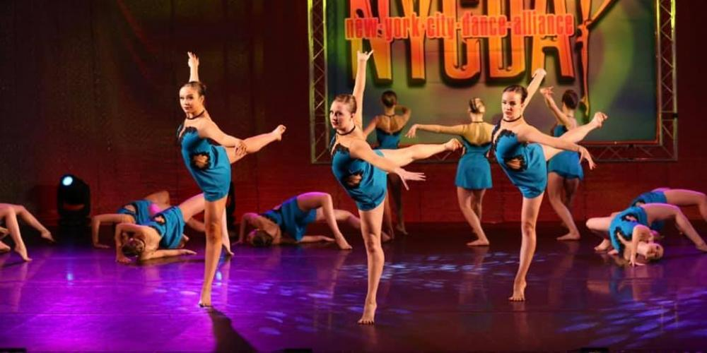 Tempe Dancing Academy on Stage
