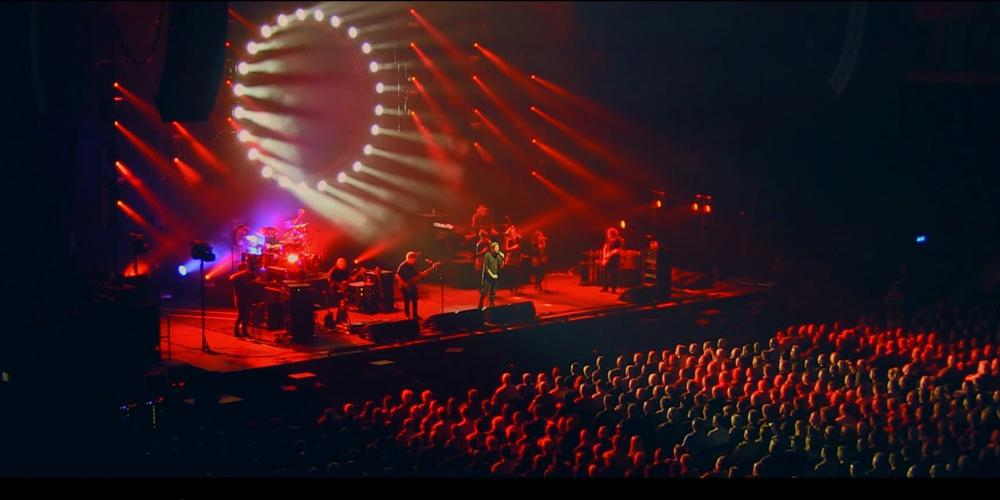 transported to the heyday of Pink Floyd as these superb musicians recreate the spectacle and energy of the iconic band's concert experience