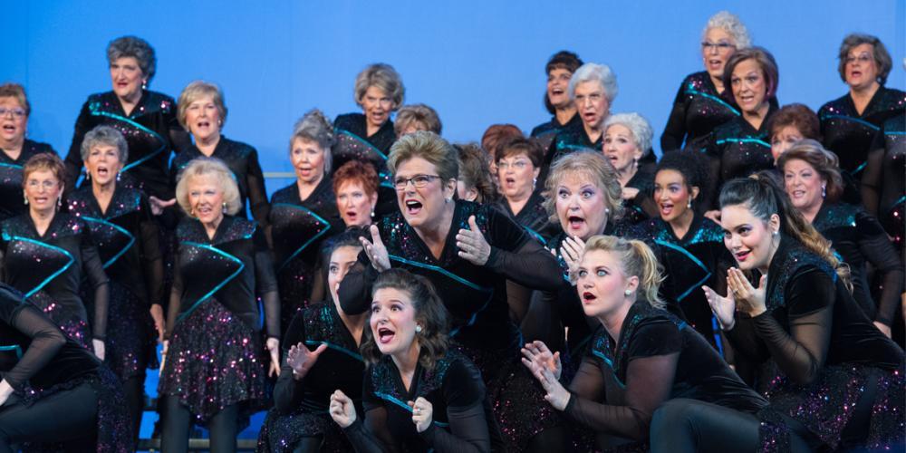 "The Scottsdale Chorus ""A Champion Celebration"""