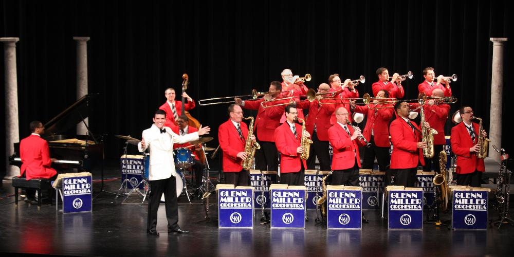 The World Famous Glenn Miller Orchestra at Chandler Center for the Arts
