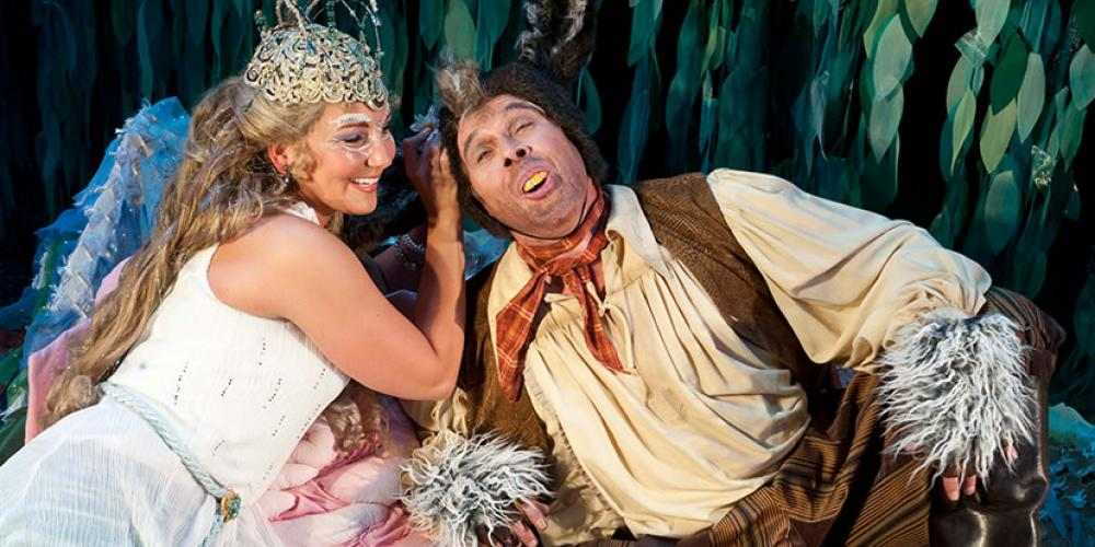 Utah Shakespeare Festival performs for youth at Chandler Center for the Arts