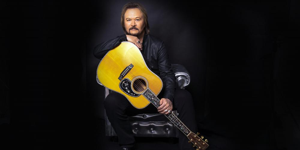 Travis Tritt, Solo Acoustic - presented by Chandler Center for the Arts and Mesa Arts Center