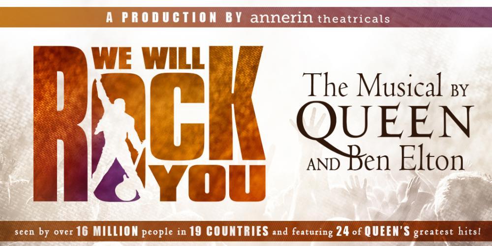 The Musical by Queen & Ben Elton