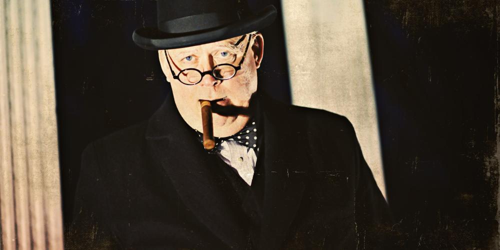 Winston Churchill: Man of the Century