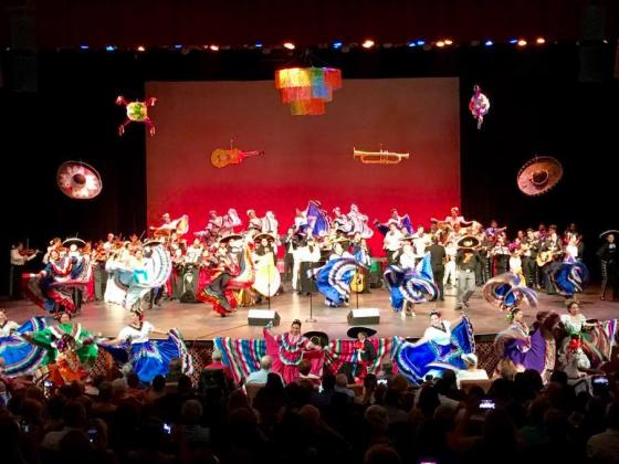 Nuestras Voces: A Youth Mariachi and Folklórico Festival at Chandler Center for the Arts