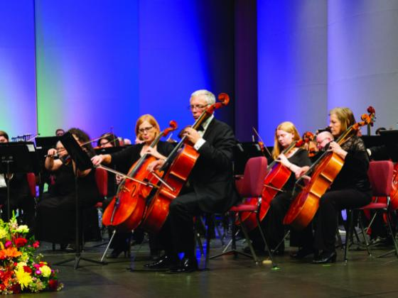 Chandler Symphony Orchestra at Chandler Center for the Arts