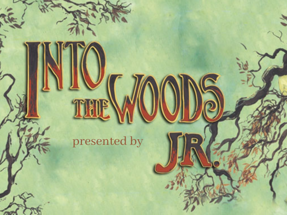 Into The Woods Jr. Graphic Image
