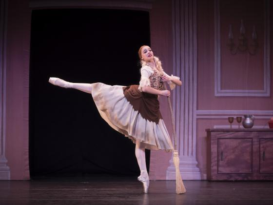 "Ballet Etudes presents ""Cinderella"" at Chandler Center for the Arts"