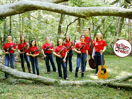 Free Family Concert with Red River Fiddlers at Chandler Center for the Arts