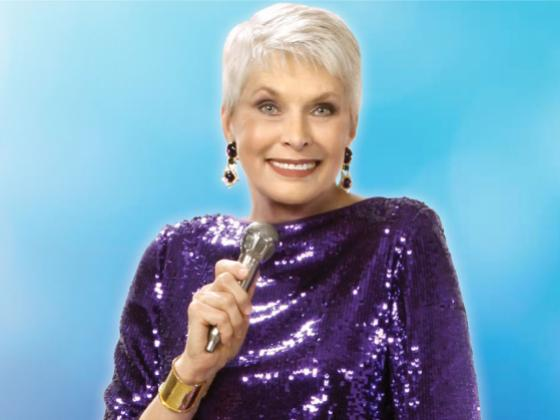 Jeanne Robertson photo shoot
