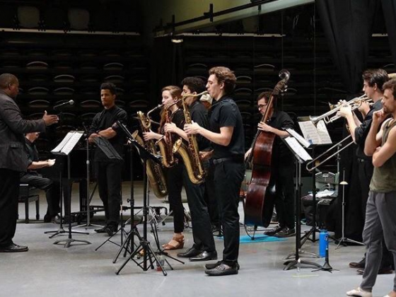 Josiel Perez's All Stars bring their historically inspired jazz to the Terrace at the CCA