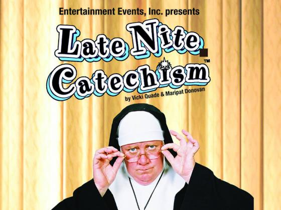 Late Nite Catechism at Chandler Center for the Arts