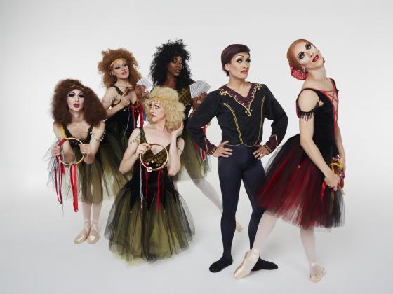 Les Ballets Trockadero de Monte Carlo at Chandler Center for the Arts