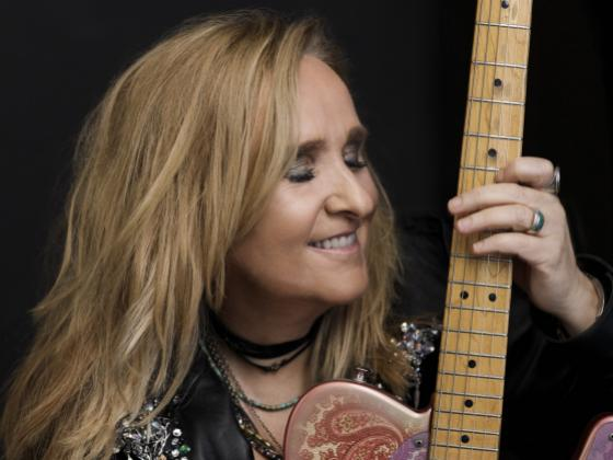 one of America's favorite female singer-songwriters - Melissa Etheridge