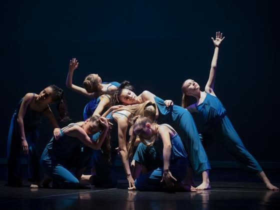 "Ballet Etudes presents ""Showcase"" at Chandler Center for the Arts"