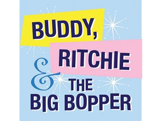 Buddy, Ritchie and the Big Bopper at Chandler Center for the Arts