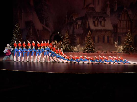 "Tempe Dance Academy presents ""The Spirit of Christmas"" at Chandler Center for the Arts"