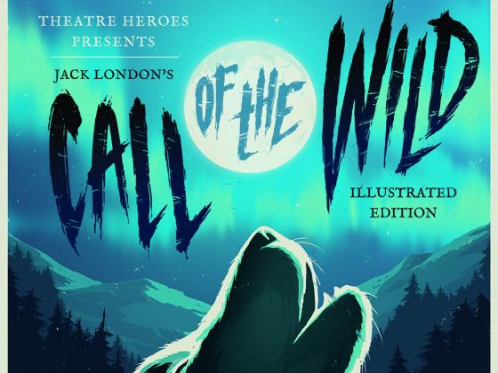 Call of the Wild performed for youth at Chandler Center for the Arts