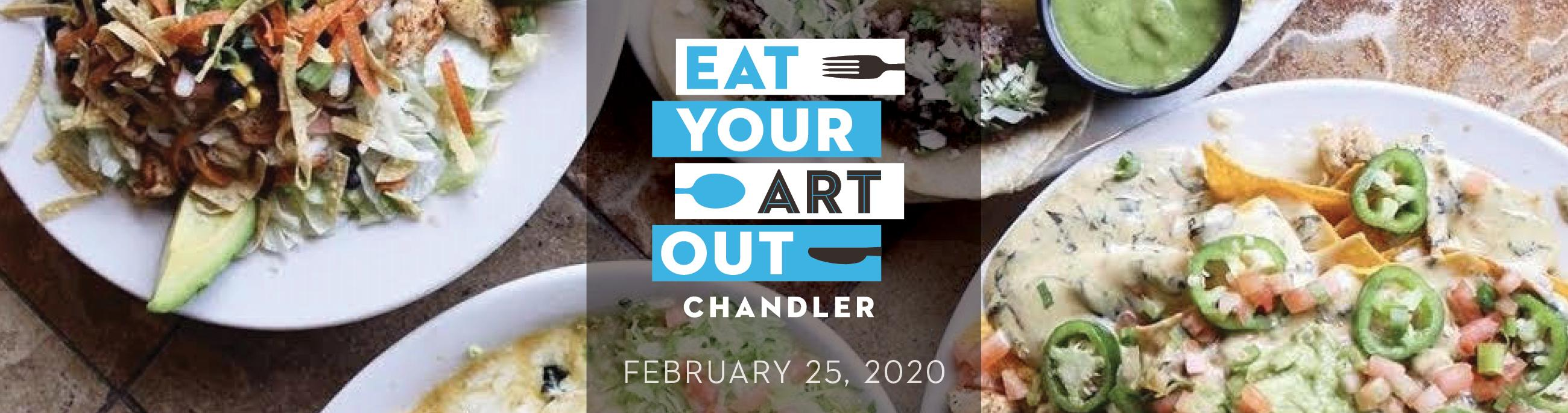 Eat Your Art Out Chandler on February 25