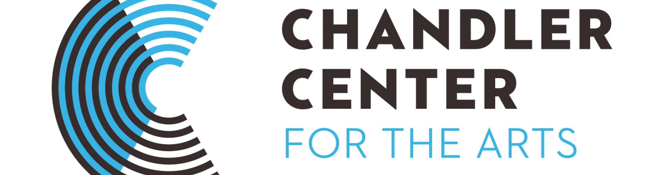 Chandler Center for the Arts brand created in the spring of 2019