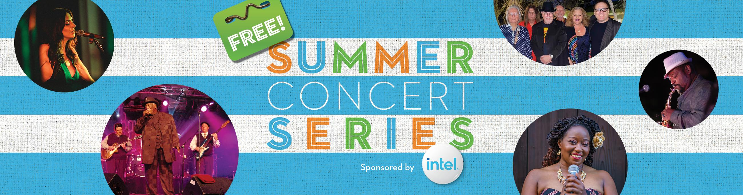 Chandler Center for the Arts Presents its Free Summer Concert Series