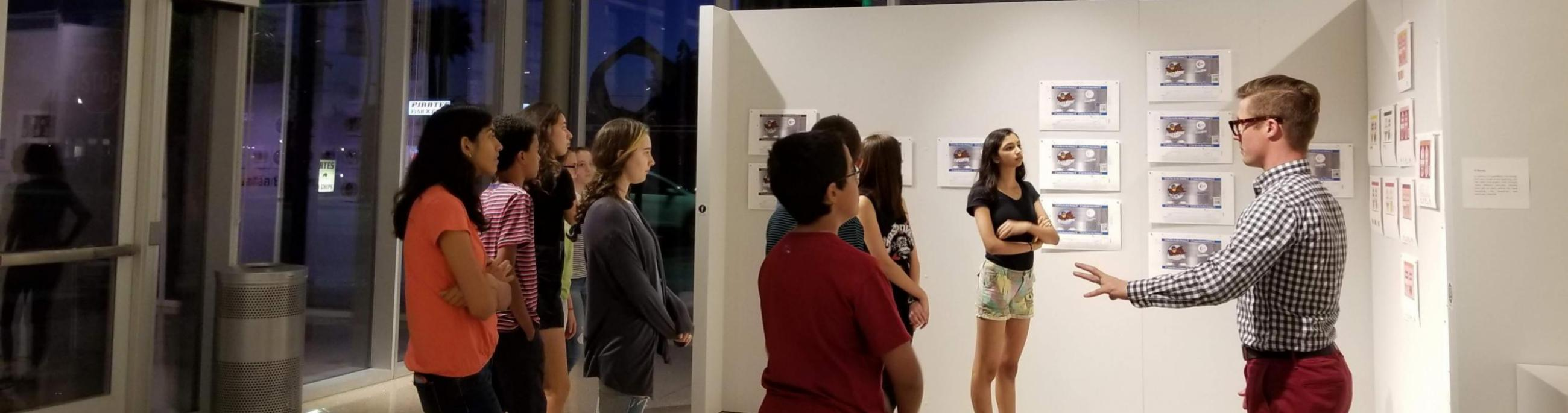 Youth Advisory Council is a youth program at Chandler Center for the Arts for teens