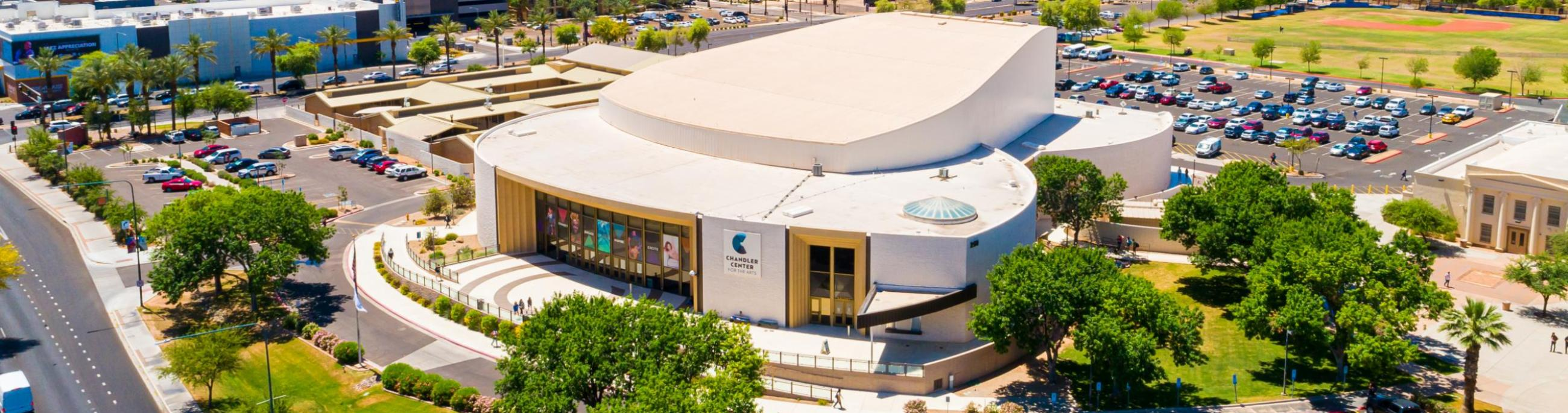 Chandler Center for the Arts is an engaging welcoming space serving our community.