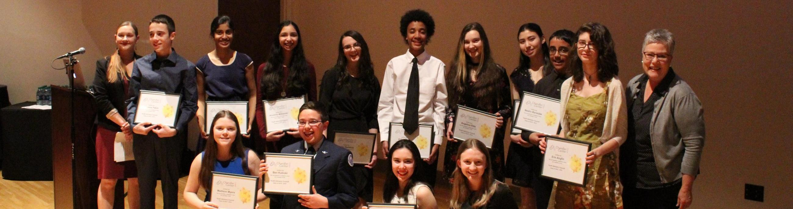 Become a member of the Youth Advisory Council
