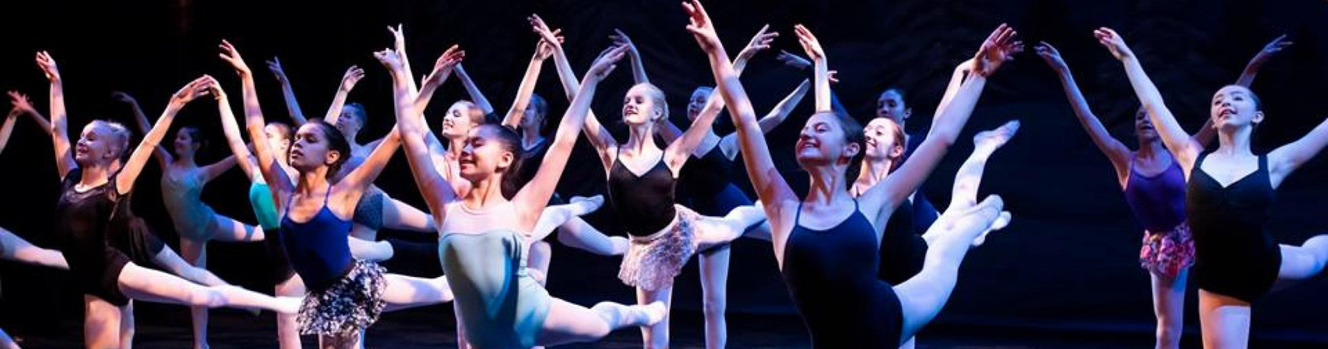 Ballet Etudes fulfills the artistic needs of serious young dancers who desire performing opportunities of the highest caliber.