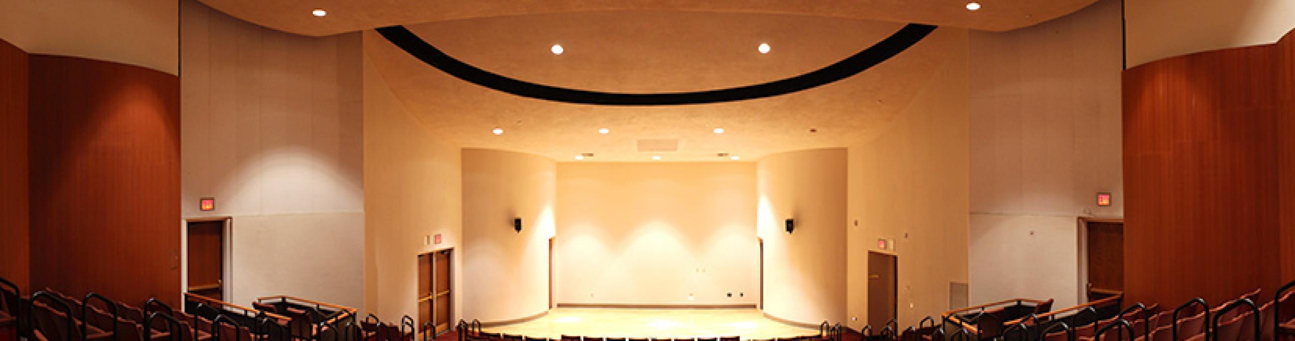 CCA Recital Hall Seating