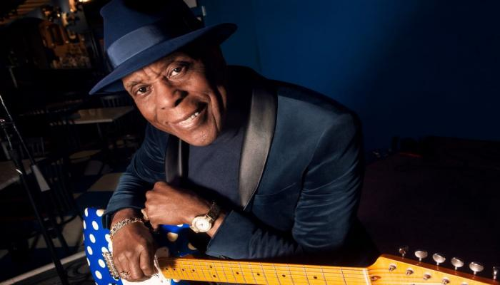 Buddy Guy is returning to Chandler Center for the Arts March 16, 2022