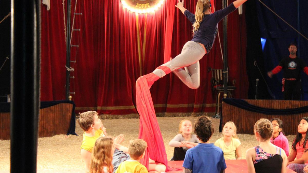 Circus Kids Camp