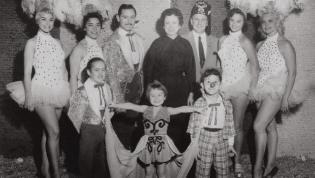 Zoppe An Italian Family Circus - La Nonna