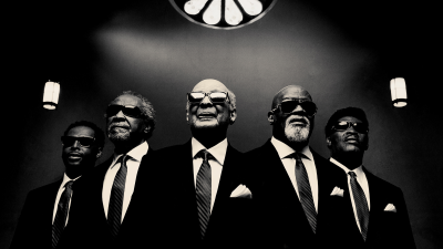 Blind Boys of Alabama Christmas Show at Chandler Center for the Arts