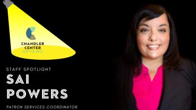 Sai Powers Spotlight