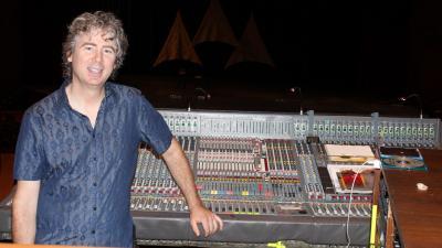 Dean Hannula at Soundboard