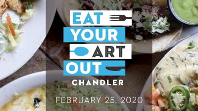 Eat Your Art Out Banner