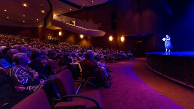 Chandler Center for the Arts performances and programs