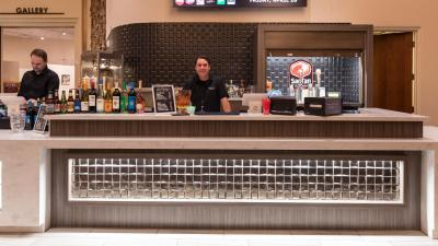 Check out our concessions counter when you visit the Chandler Center for the Arts