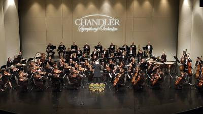 The 2018-2019 season marks the 26th anniversary of the Chandler Symphony Orchestra.