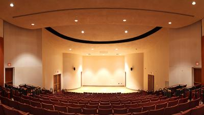 CCA Recital Hall Seating